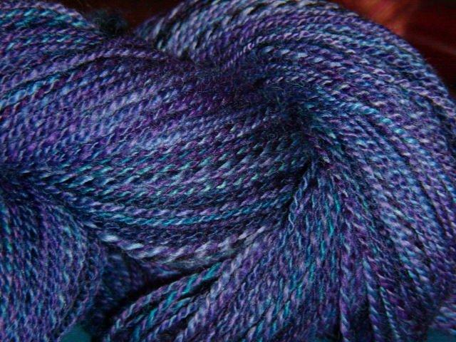 Azure Yarn
