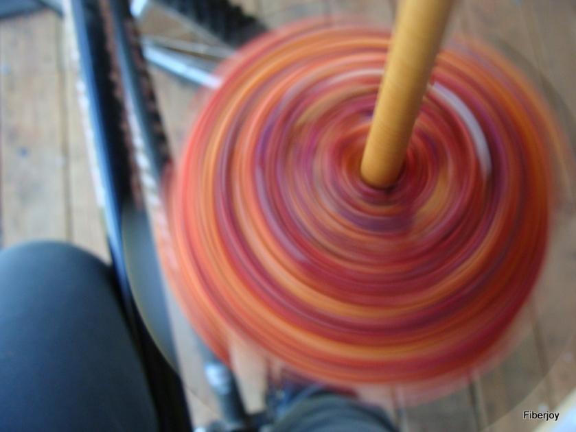 Spinning Spinning