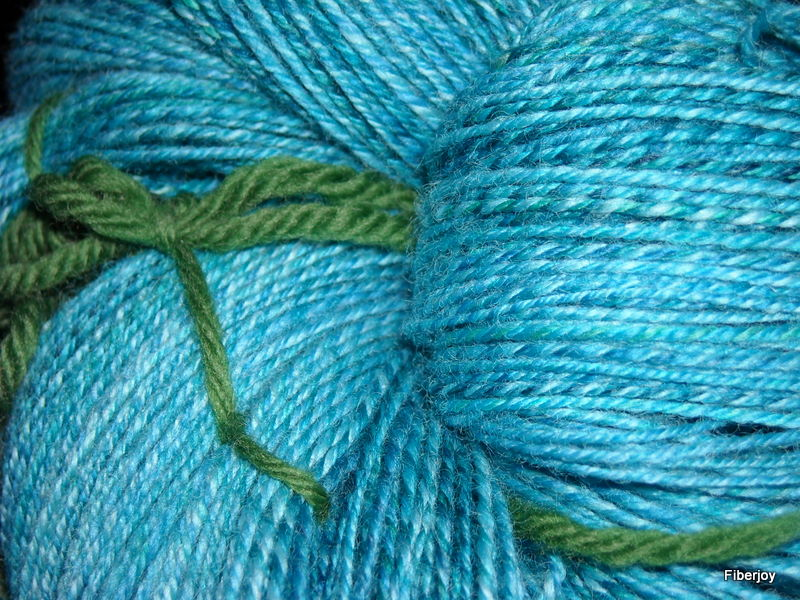 Handspun Sock Yarn