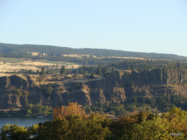 East Columbia Gorge